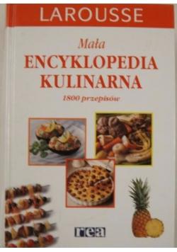 Mała encyklopedia kulinarna, 1800 przepisów