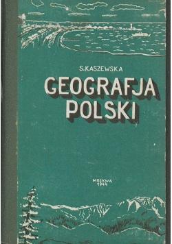Geografja Polski, 1944