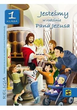 Katechizm SP 1 Jesteśmy w rodzinie..podręcznik ŚBM