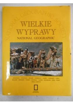 Wielkie wyprawy National Geographic