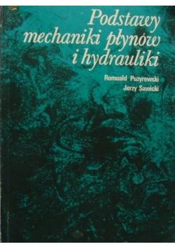 Podstawy mechaniki płynów i hydrauliki