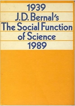 The Social Function of Science 1989
