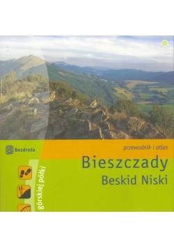 Przewodnik z górskiej półki- Bieszczady, Beskid N.