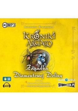 Kroniki Archeo T.5 Zagadka Diamentowej..audiobook