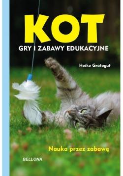 Kot. Gry i zabawy edukacyjne