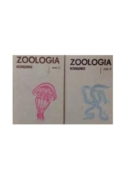 Zoologia bezkręgowce, tom I-II