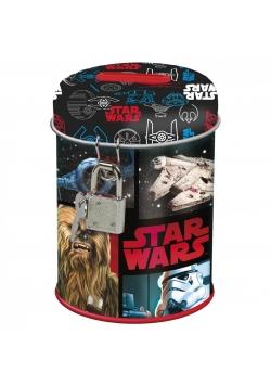 Skarbonka z kłódką Star Wars 18 DERFORM
