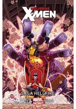 Wolverine i X-Men T.3 Saga Hellfire