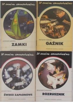 Gaźnik / Zamki / Świece zapłonowe / Rozrusznik