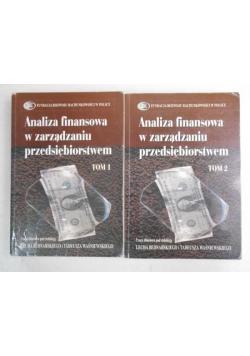 Analiza finansowa w zarządzaniu przedsiębiorstwem, t. I-II