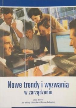 Nowe trendy i wyzwania w zarządzaniu