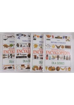 Ilustrowana encyklopedia, Tom I - IV