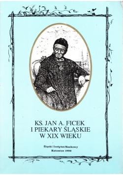 Ks.Jan A.Ficek i Piekary Śląskie w XIX wieku