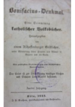 Bonifacius-Denkmal Cine Gammlung, 1843r.