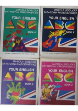 Your English ABC book 1,2,3,4
