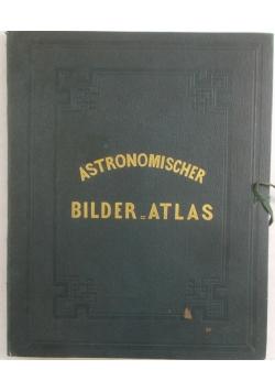 Astronomischer, Bilder Atlas, 1876r.