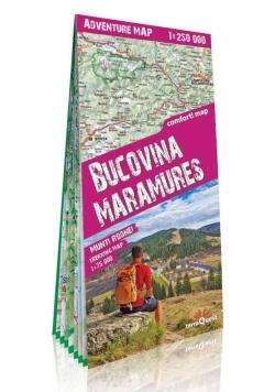Bukowina i Maramuresz 1:250 000
