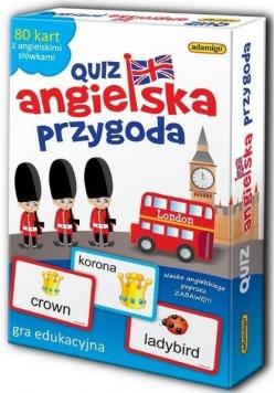 Quiz - Angielska przygoda