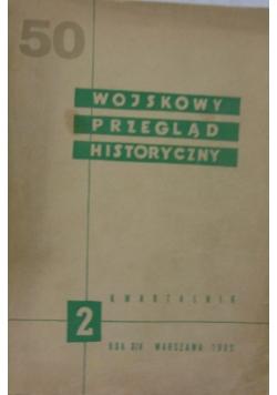 Wojskowy przegląd historyczny, nr.2, rok XIV