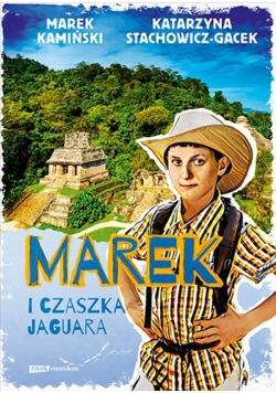 Marek i czaszka jaguara TW