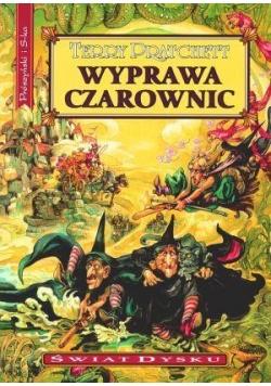 Świat Dysku - Wyprawa czarownic