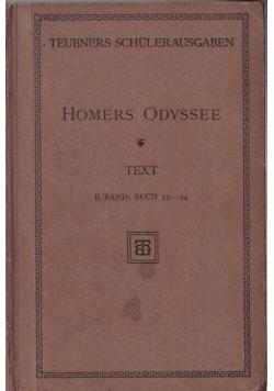 Homers Odyssee, 1909 r.