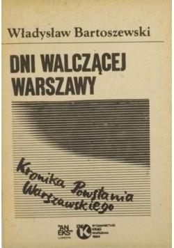 Dni walczącej Warszawy