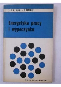 Durnin J. V. G. - Energetyka pracy i wypoczynku