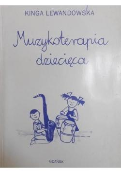 Muzykoterapia dziecięca