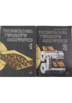 Technologia tworzyw drzewnych cz. 1,2