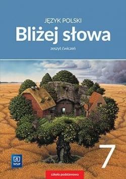J.Polski SP 7 Bliżej słowa ćw. WSiP