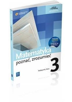Matematyka LO Poznać... 3 podr ZP NPP w.2014 WSiP