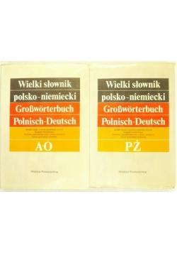Wielki słownik polsko-niemiecki, 2 tomy