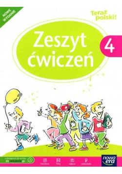 J.Polski SP 4 Teraz polski! ćw NE