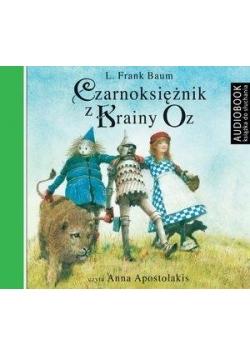 Czarnoksiężnik z Krainy Oz. Książka audio CD MP3