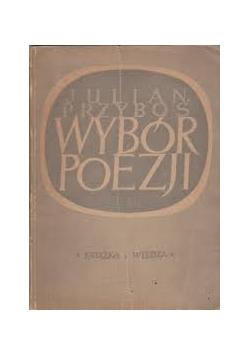 Przyboś- wybór poezji, 1949r.