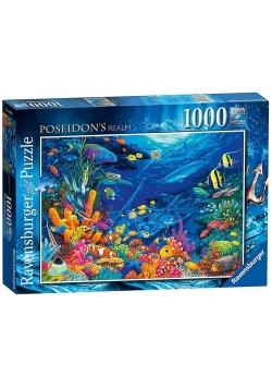 Puzzle Królestwo Posejdona 1000