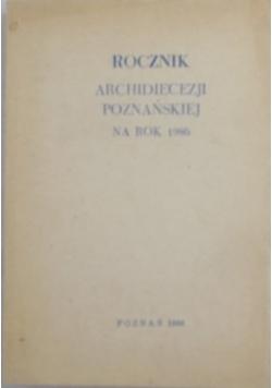 Rocznik archidiecezji poznańskiej