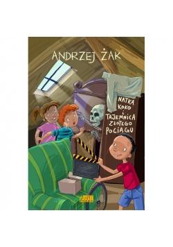 Natka, Koko i tajemnica złotego pociągu