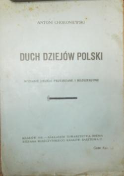 Duch dziejów Polski,1918r.