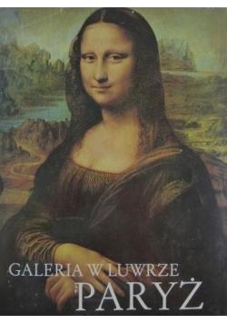 Galeria w Luwrze Paryż