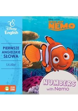 Pierwsze angielskie słowa z Nemo. Liczby