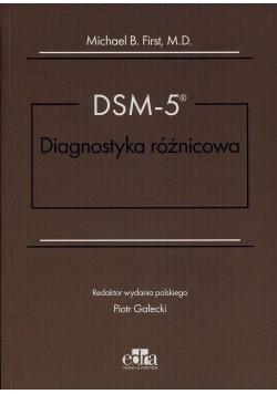 DSM-5 Diagnostyka różnicowa