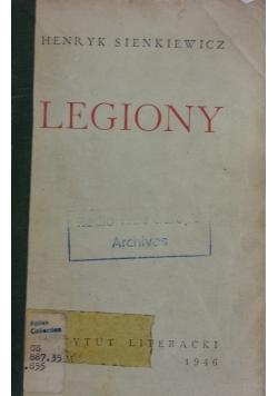 Legiony, 1946r.