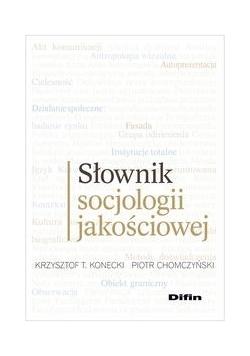 Słownik socjologii jakościowej