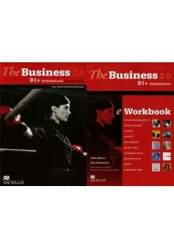 The Business 2.0 B1 Intermediate Student's Book + Workbook