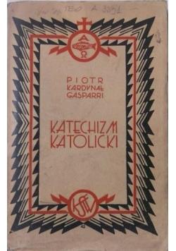 Katechizm katolicki, 1934 r.