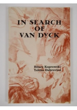 In search of Van Dyck