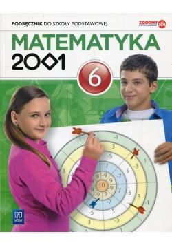 Matematyka 2001 6 Podręcznik