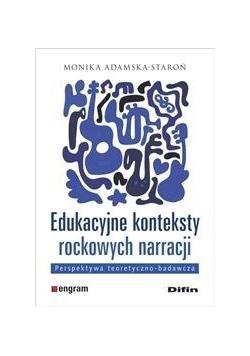 Edukacyjne konteksty rockowych narracji